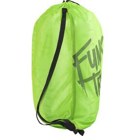 Funky Trunks Mesh Gear Bag - Bolsa Hombre - verde